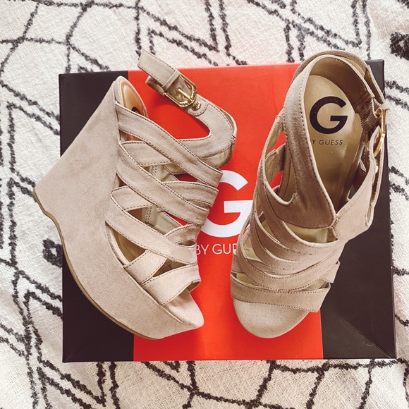 G by Guess Hampton Wedges